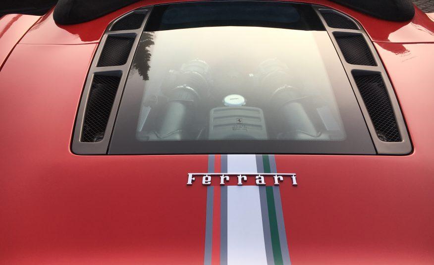 Ferrari 430 F1 Spider Jubilæumsmodel