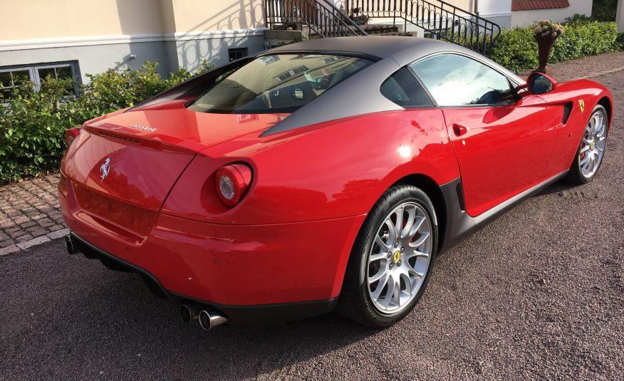 Ferrari 599 GTB F1 Fiorano 2007