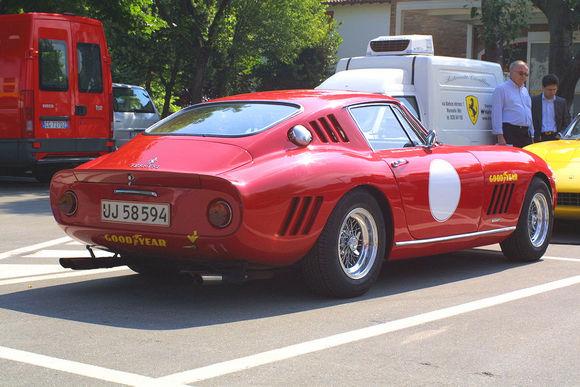 Ferrari 275 GTB *Ikke til salg*