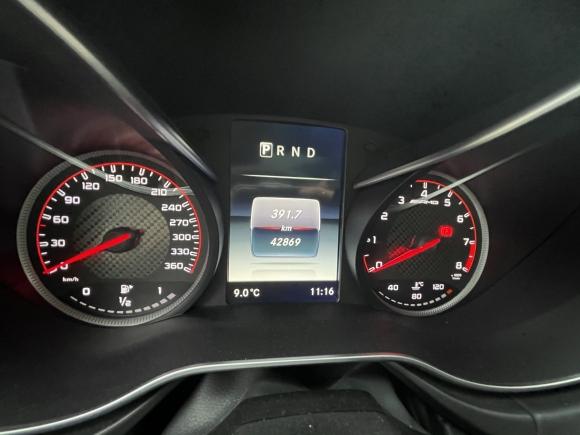 Mercedes AMG GT 5 4.0 aut.